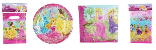 Disney Princesses Party Bits