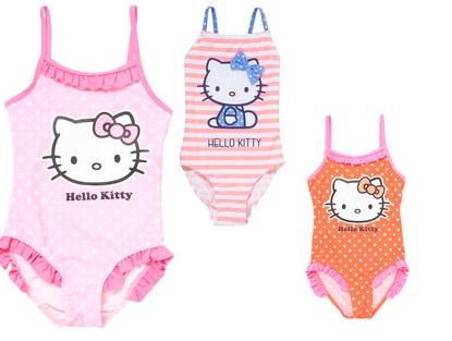 Hello Kitty Swimsuit Tesco