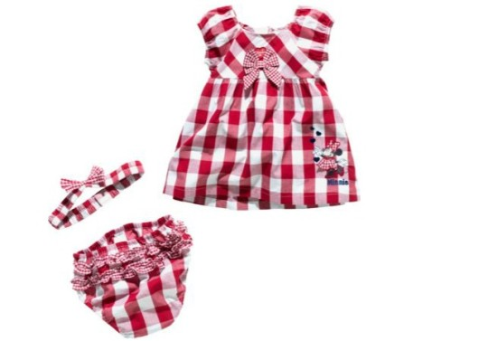 Argos Girl's Minnie Outfit