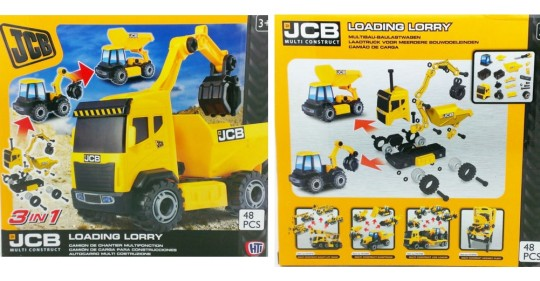 JCB Construction Toy