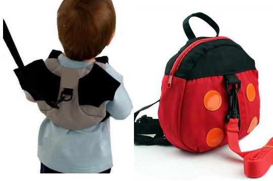 Toddler Rein Backpacks