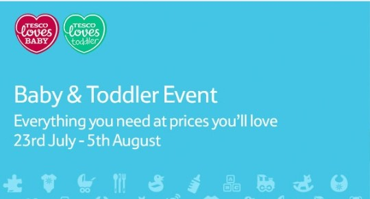 Tesco Toddler Event