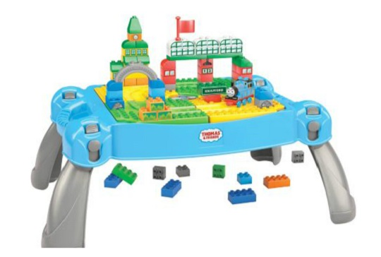 Mega Bloks Play Table ArgosMega Bloks Play Table Argos