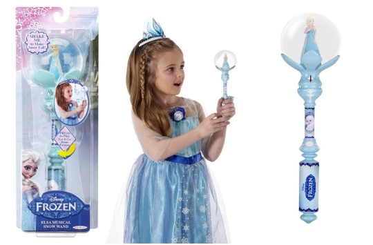 Amazon Elsa Musical Wand