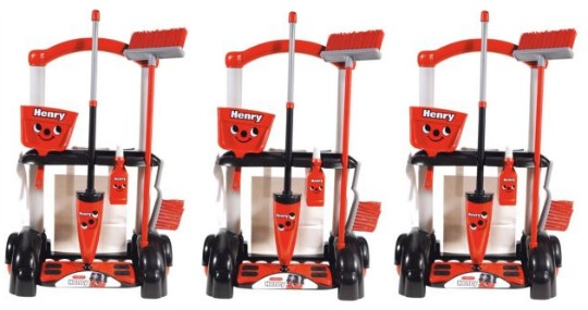 henry cleaning set