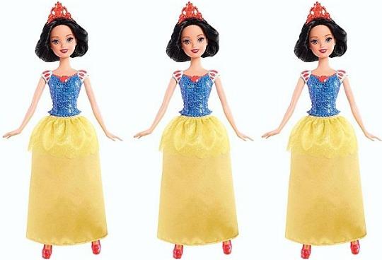 hof snow white doll