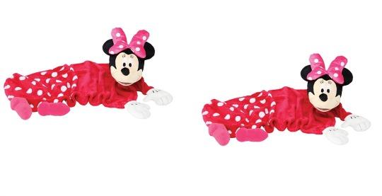 minnie mouse cuddleuppet