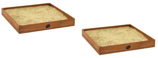 plum sandpit