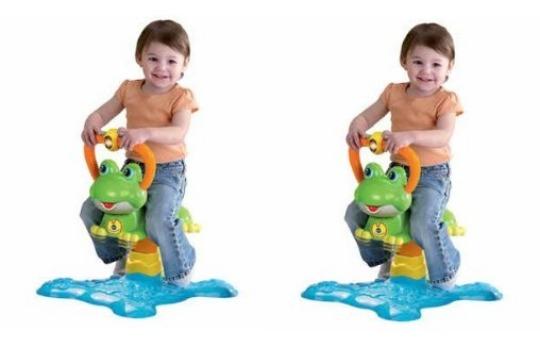 vtech bounce frog
