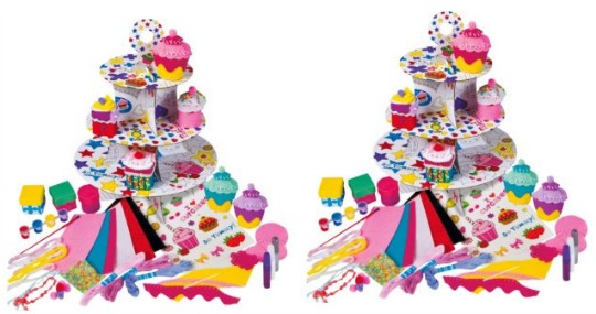 Chad Valley Cupcake Sewing Set