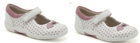 Clarks Binniedots shoes