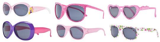 JL girls sunglasses