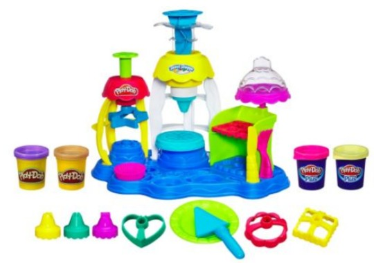 Play-Doh frosting set