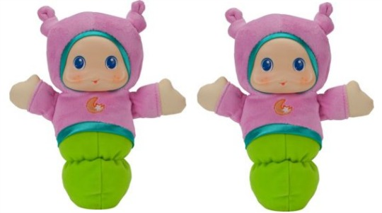 Playskool gloworm