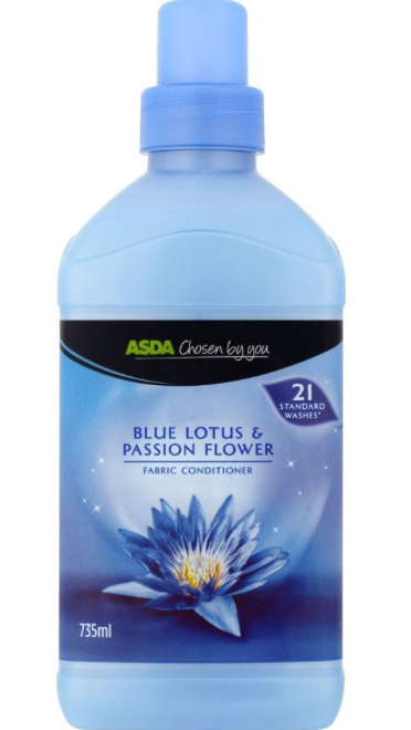 Asda Lotus Blue