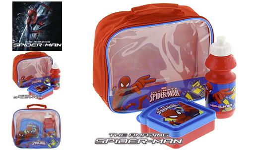 Spider Man Lunch Box