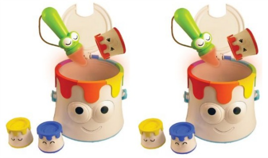 TOMY Play to Learn Mr Colour Maker