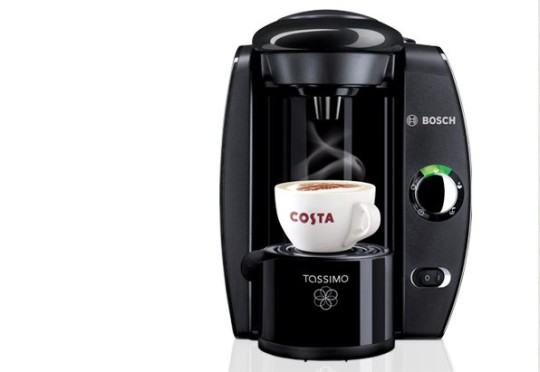 Coffee Makers From Asda : Tassimo Coffee Maker ?35 Delivered @ Costa Tassimo