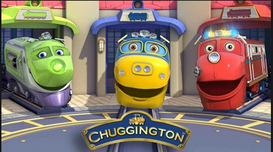 Chuggington Day Out
