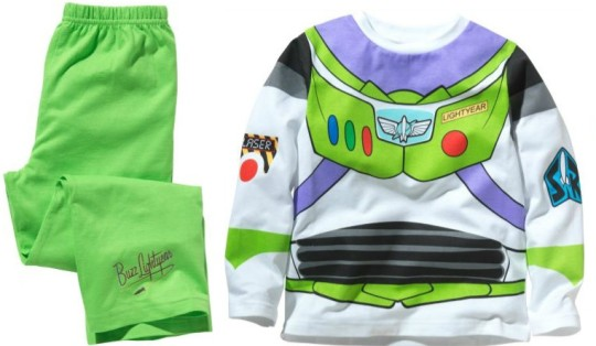 Argos Buzz Lightyear Pyjamas