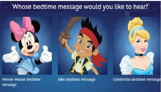 Disney Bedtime