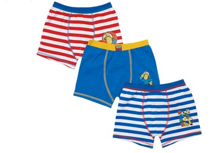 Fireman Sam Trunks