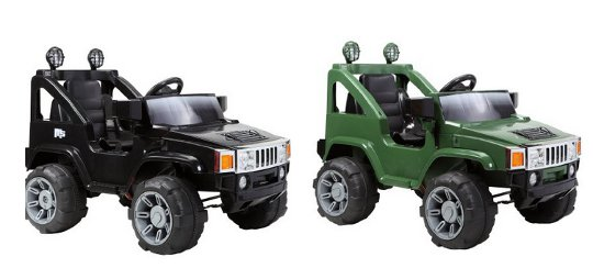 Hummer Jeep Style Kids Ride On