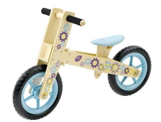 Balance Bike Plum