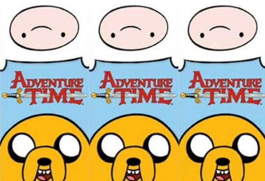 adventure time towel