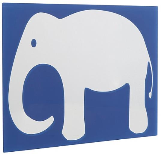 asda elephant mirror