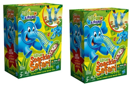 elefun snacking safari