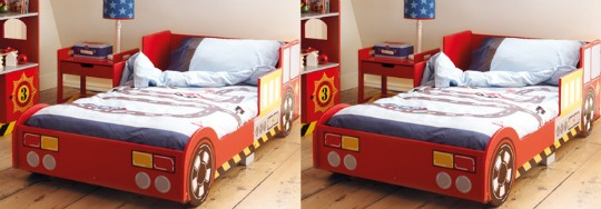 gltc fire engine bed