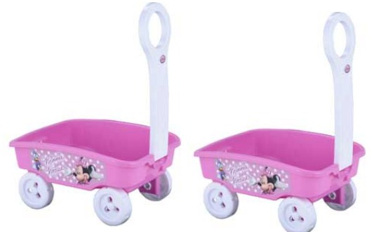 minnie mouse wagon