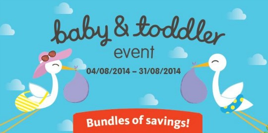 morrisons baby event aug 2014