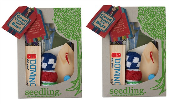 seedling good things for boys