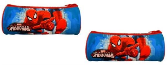 ultimate spiderman pencil case