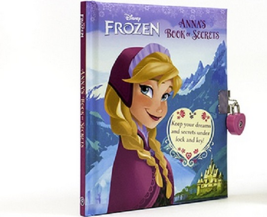 Anna's Book of Secrets