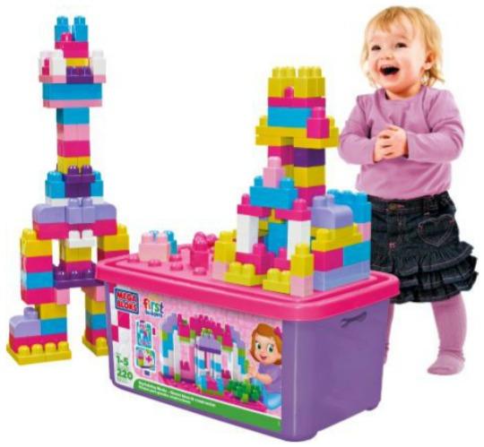 Mega Bloks 220pc