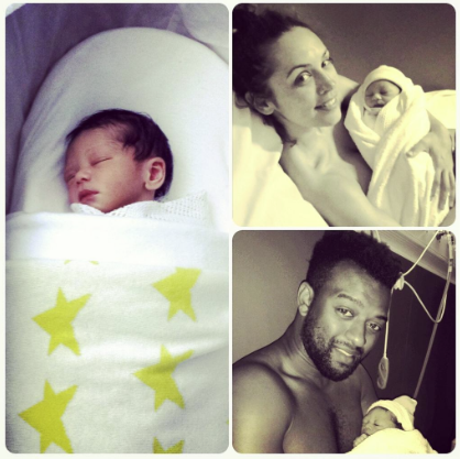 Celebaby Oritse Williams