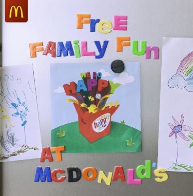 McDonalds Family Fun Day