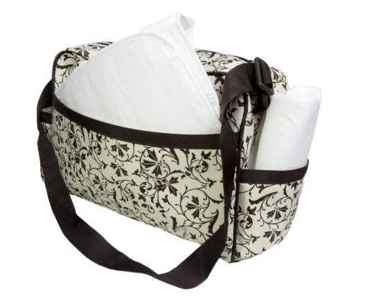 Summer Infant Izabel Bloom Tote Changing Bag