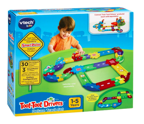 VTech Baby Toot Toot Drivers Deluxe Track Set