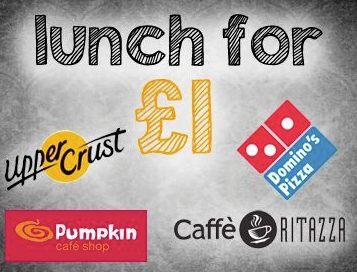 02 Priority Moments £1 Lunch