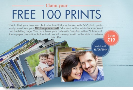 100 free 7x5 prints from 1 99 delivered snapfish