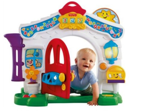 Fisher Price Laugh Amp Learn Learning House 163 54 99 Argos