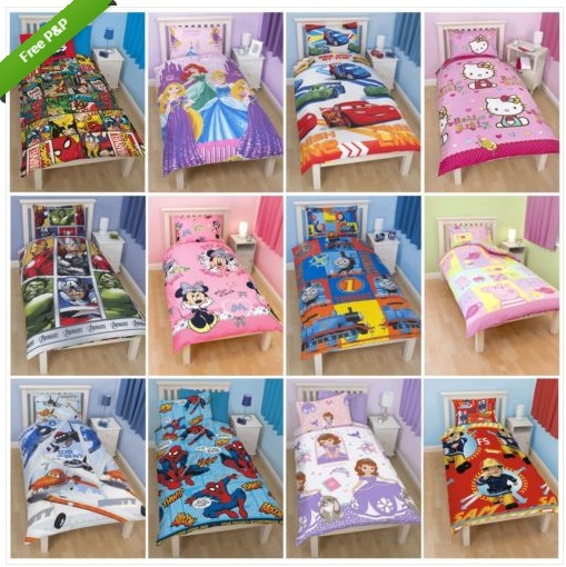 Disney bedding