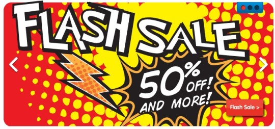 The Entertainer Flash Sale