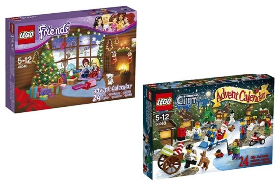 Lego Advent Calendars