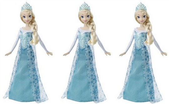 amazon disney frozen doll