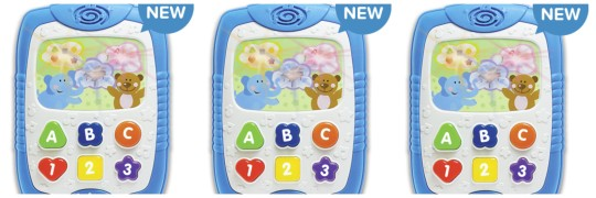 Buzzing Brains Baby's Learning Pad